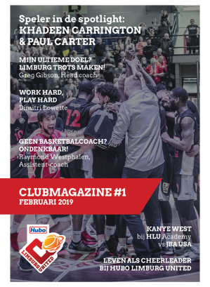 HLU_Club Magazine_Cover